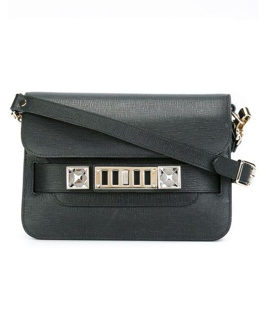 Ps11 Mini Classic Proenza Schouler, цвет: Black