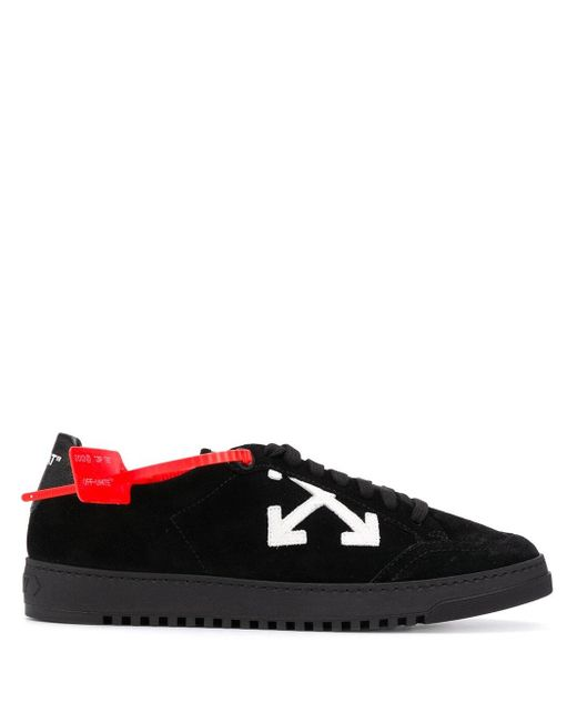 メンズ Off-White c/o Virgil Abloh Low 2.0 スニーカー Black