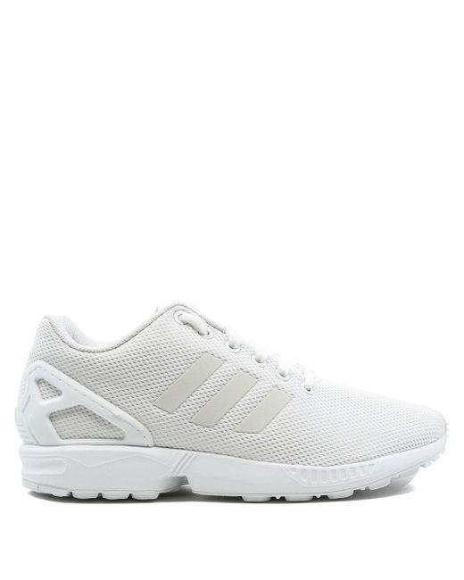 Baskets ZX Flux Adidas pour homme en coloris White