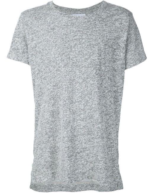 メンズ John Elliott Mercer Tシャツ Gray