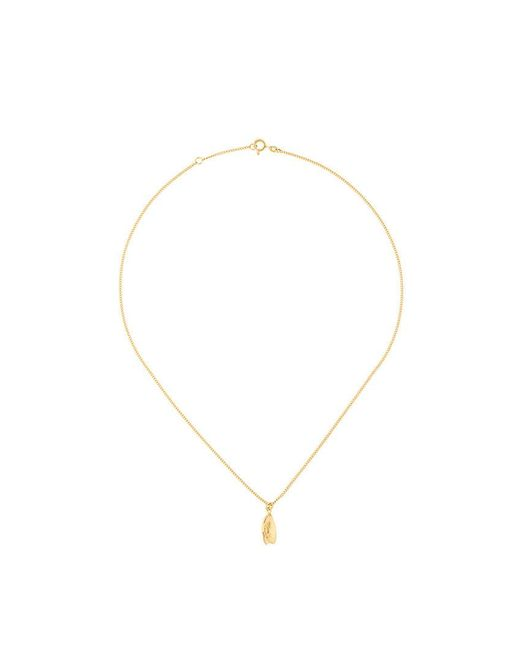 Wouters & Hendrix - Metallic Clam Necklace - Lyst