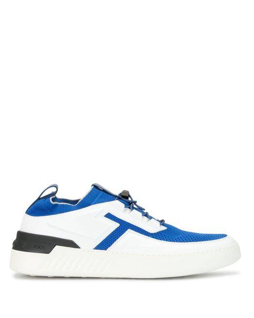 Кроссовки С Логотипом Tod's для него, цвет: Blue