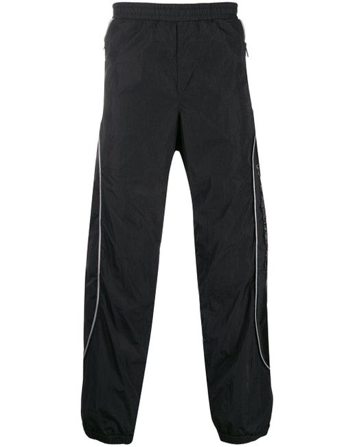 メンズ Just Cavalli チーター トラックパンツ Black