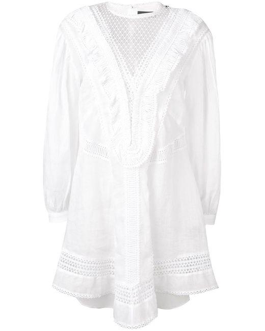 Isabel Marant Rowina ドレス White