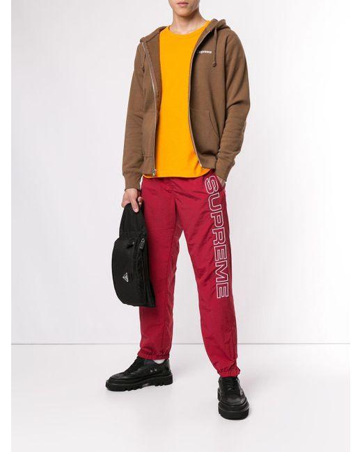 メンズ Supreme デニム ジャケット Multicolor