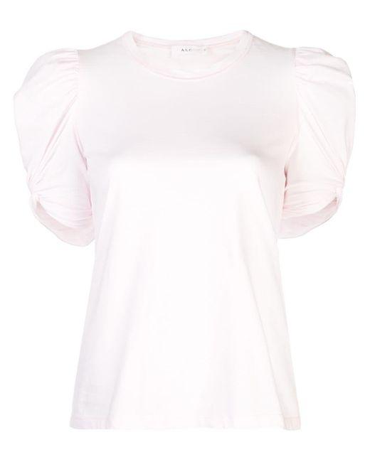 A.L.C. Kati Tシャツ Pink