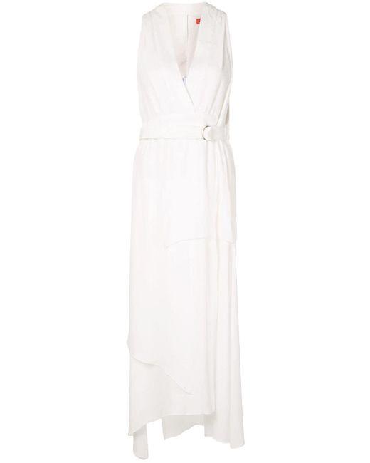 Manning Cartell レイヤード ドレス White