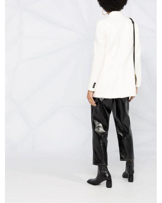 Blazer con botones DSquared² de color White
