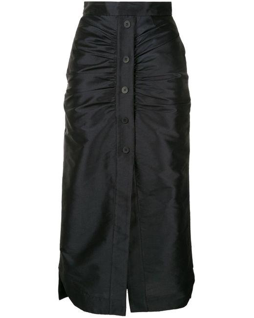 Manning Cartell ボタンスカート Black