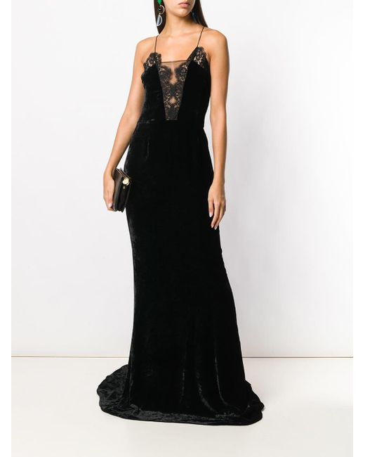 Stella McCartney Loose Fitted Dress Black