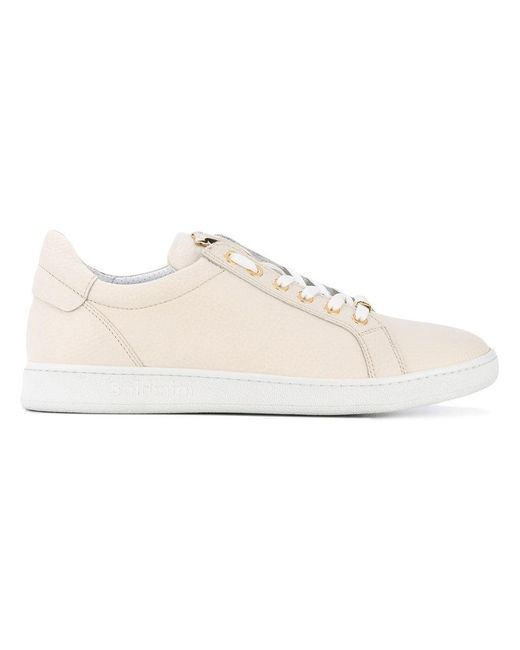 Baldinini | Multicolor Lace-up Sneakers | Lyst