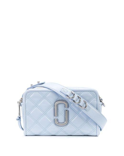 Marc Jacobs Softshot ショルダーバッグ Blue