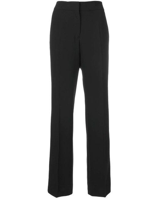 N°21 Black Hose mit weitem Bein