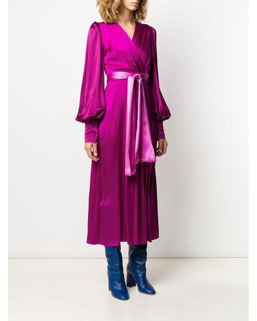 Roksanda Elena ドレス Purple