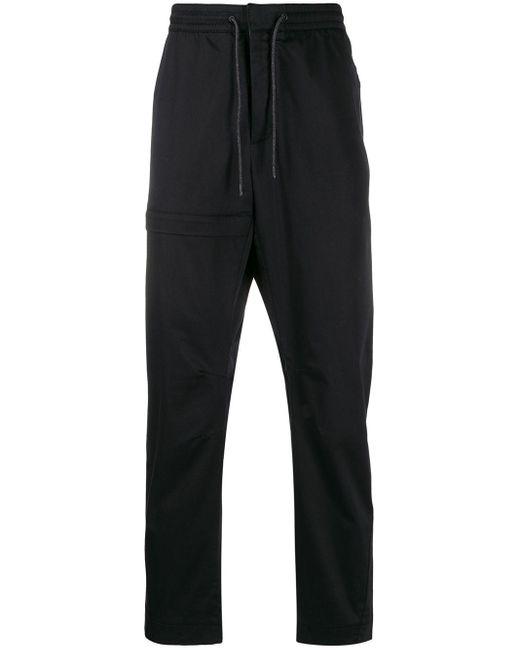 メンズ Z Zegna ドローストリング カーゴパンツ Black