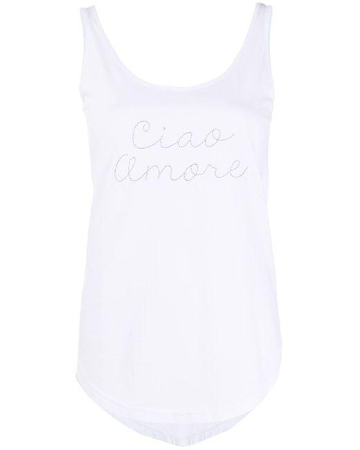 Giada Benincasa Ciao Amore トップ White