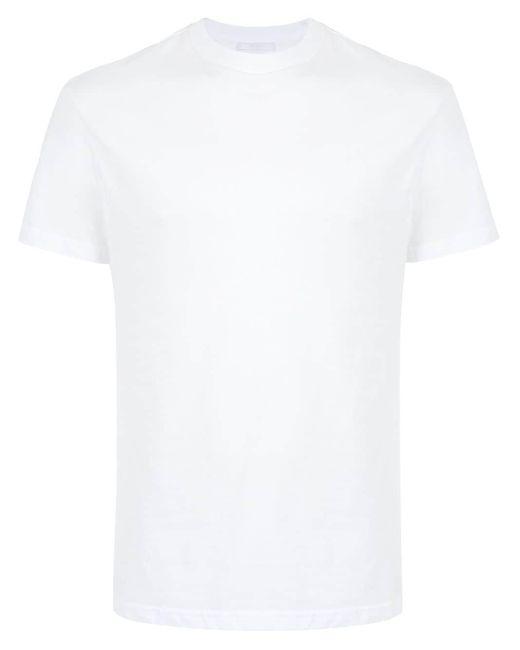 Prada - White Ujm492ilks151 F0009 Natural (vegetable)->cotton for Men - Lyst