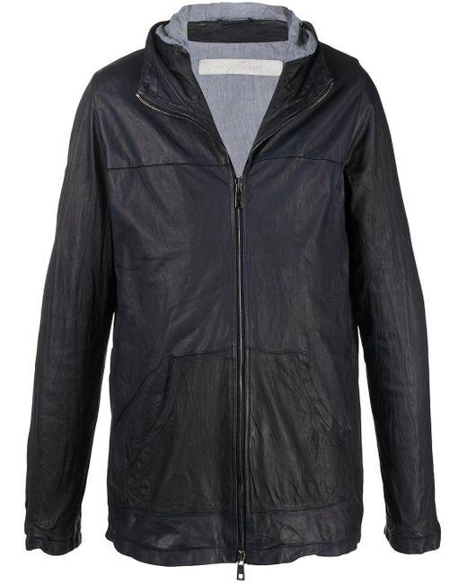 Куртка С Капюшоном Giorgio Brato для него, цвет: Blue