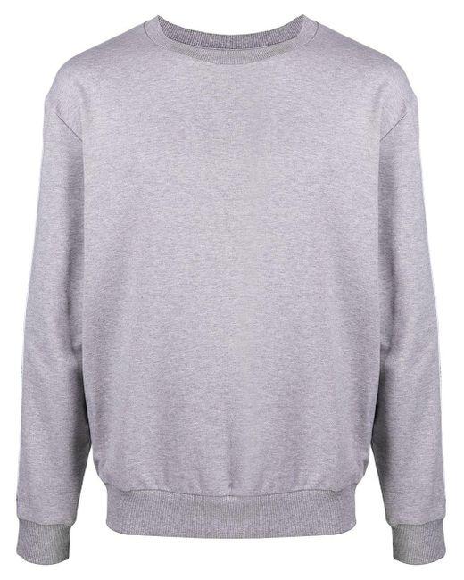 Толстовка С Логотипом Moschino для него, цвет: Gray