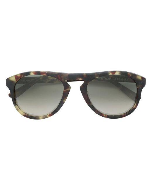 Westward Leaning - Brown Galileo 17 Sunglasses - Lyst