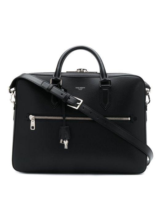 メンズ Dolce & Gabbana ビジネスバッグ Black