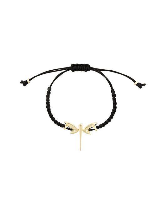 Anapsara - Black Dragonfly Bracelet - Lyst