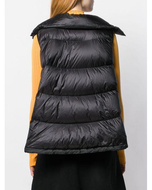 Sacai パデッドジャケット Black