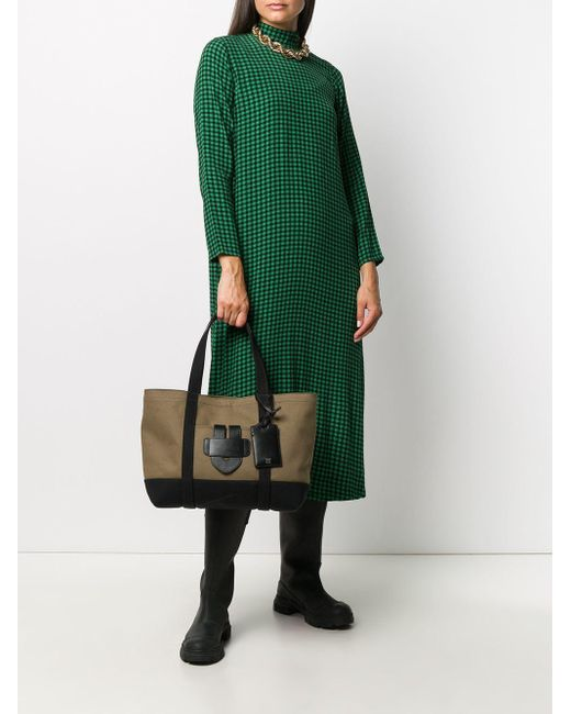 Tila March Simple Bag バッグ M Green