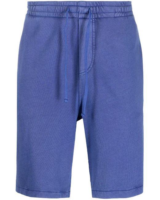 メンズ Polo Ralph Lauren ドローストリング ショートパンツ Blue