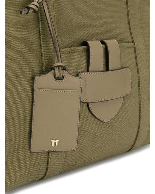Tila March Simple Bag M トートバッグ Green