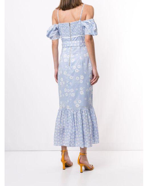 Alice McCALL Izabella ドレス Blue