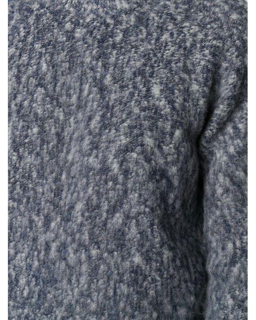 メンズ Eleventy ロングスリーブ セーター Blue