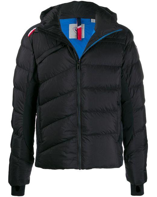 Лыжная Куртка Hiver Rossignol для него, цвет: Black