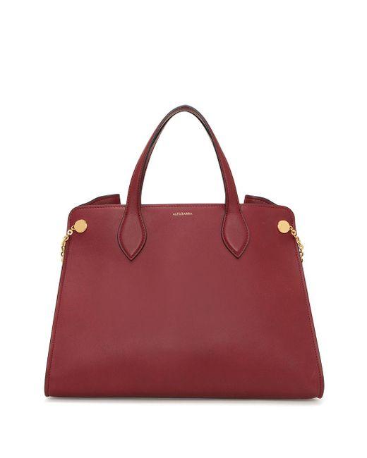 Altuzarra Cuff Bag Red