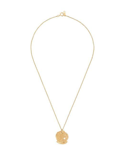 Alighieri The Forgotten Memory Necklace Metallic
