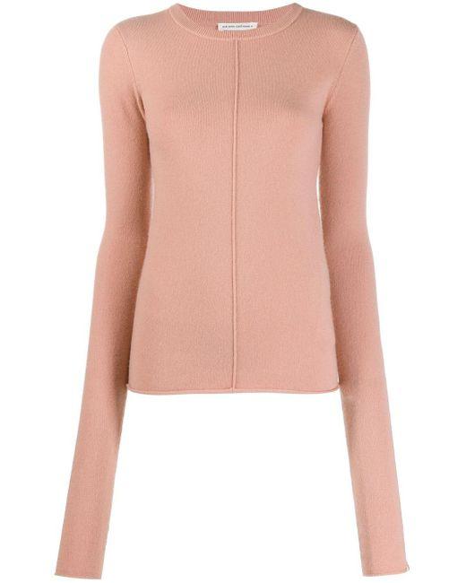 Extreme Cashmere スリムフィット セーター Pink