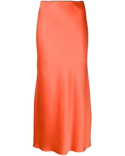 Blanca Vita ストレート スカート Orange