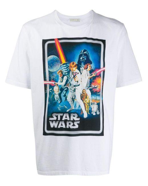 Camiseta Star Wars Etro de color White