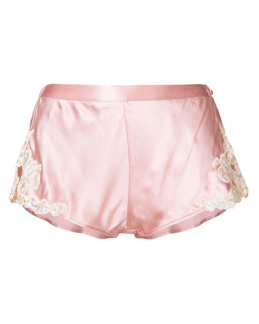 La Perla Maison パジャマショーツ Pink