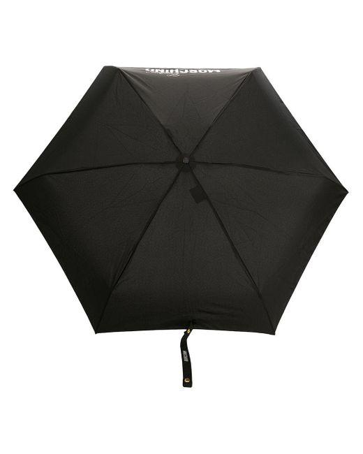 Зонт С Логотипом Moschino, цвет: Black