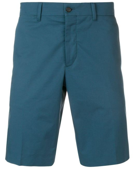メンズ Prada チノショーツ Blue