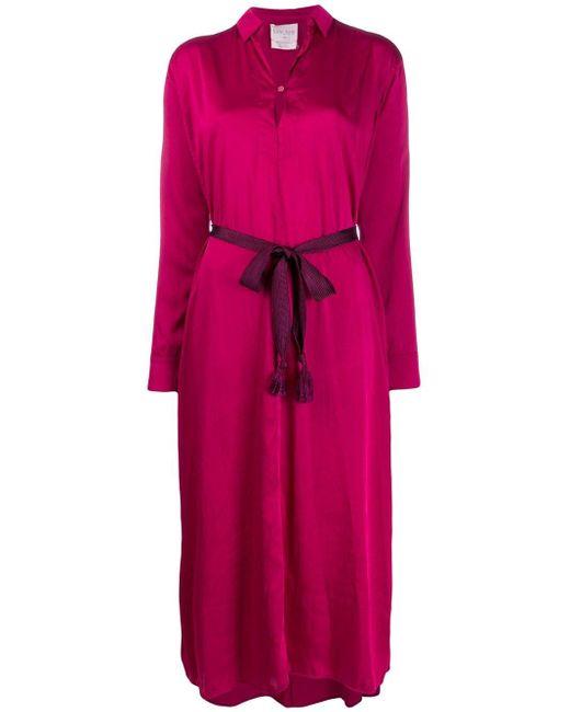 Forte Forte Vネック ドレス Pink