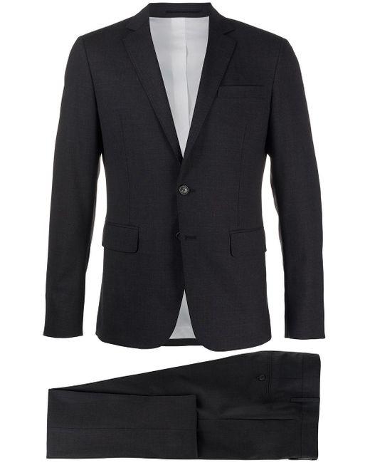 メンズ DSquared² Manchester ツーピース スーツ Gray