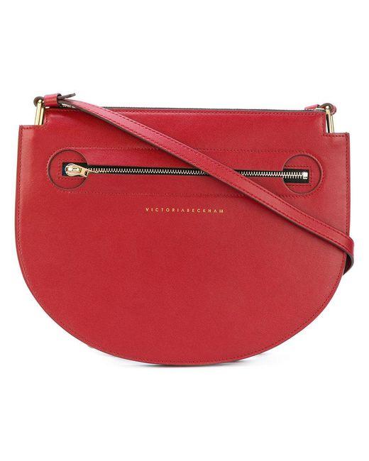 Victoria Beckham - Red Cross Body Bag - Lyst