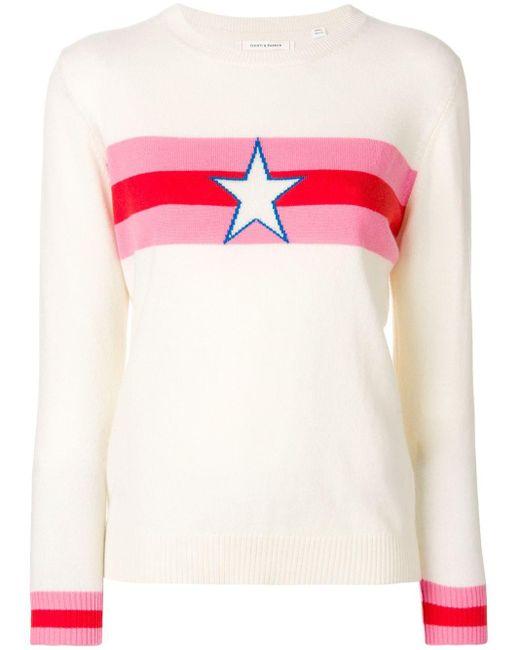 Chinti & Parker スターセーター Multicolor