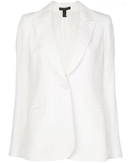 Kiki de Montparnasse テーラードジャケット White