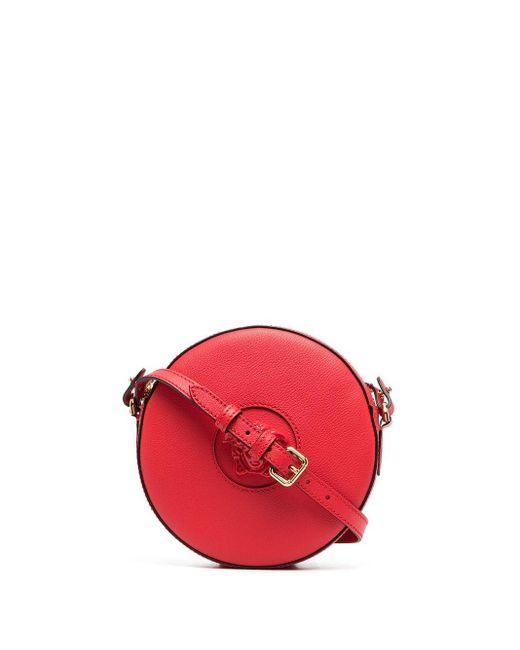 Versace メデューサ ショルダーバッグ Red