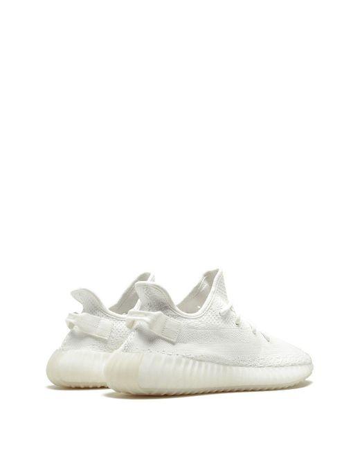 Кроссовки Adidas X Yeezy Boost 350 V2 Cream White Yeezy