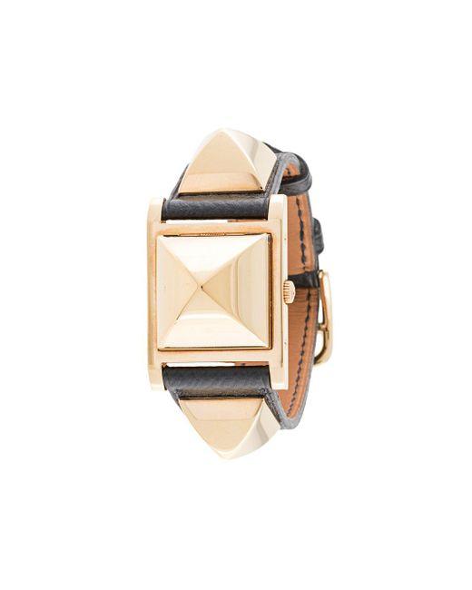Hermès Medor 腕時計 Black