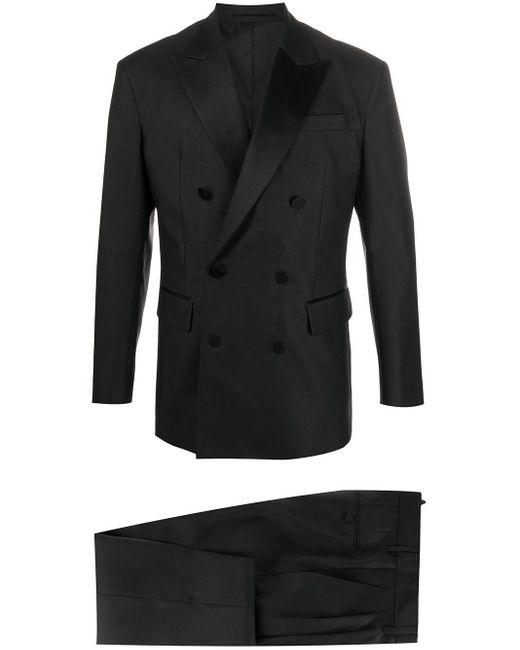 メンズ DSquared² ダブルスーツ Black